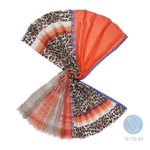 Solito sjaal Orange SLT SS 213 open