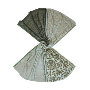 Solito sjaal Velvet Flower SLT 027 open