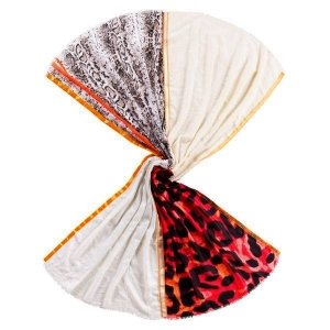 Solito sjaal Orange SLT SS 127 detail