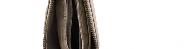 1860efbb57a Bear Design schoudertasje Umi klein CL 32743 grijs binnenzijde ...
