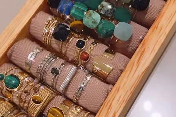 Zag Bijoux assortiment ringen